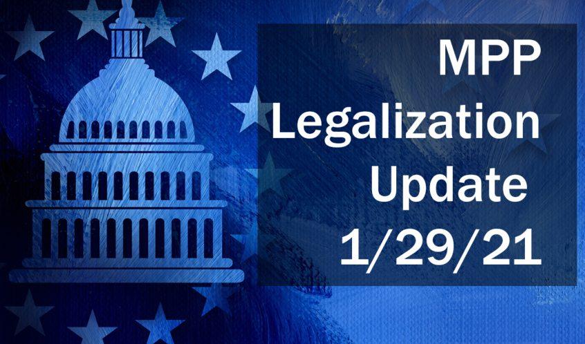 MPP Cannabis Legalization Update
