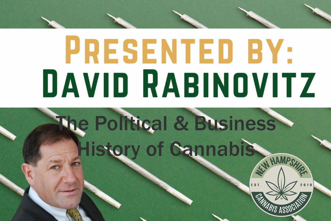David Rabinovitz History of Cannabis Presentation